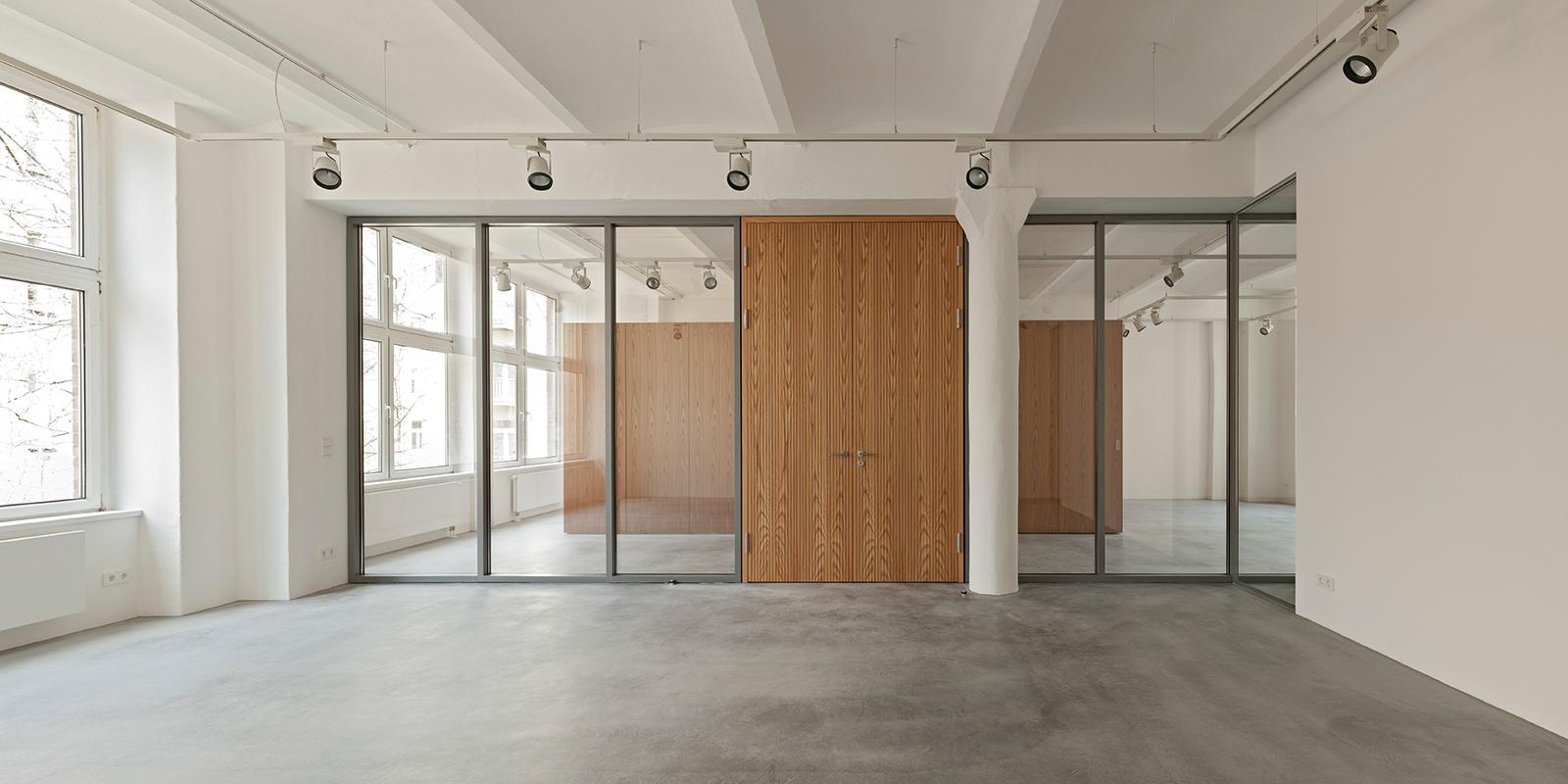 Lofts in Berlin | TRU ARCHITEKTEN