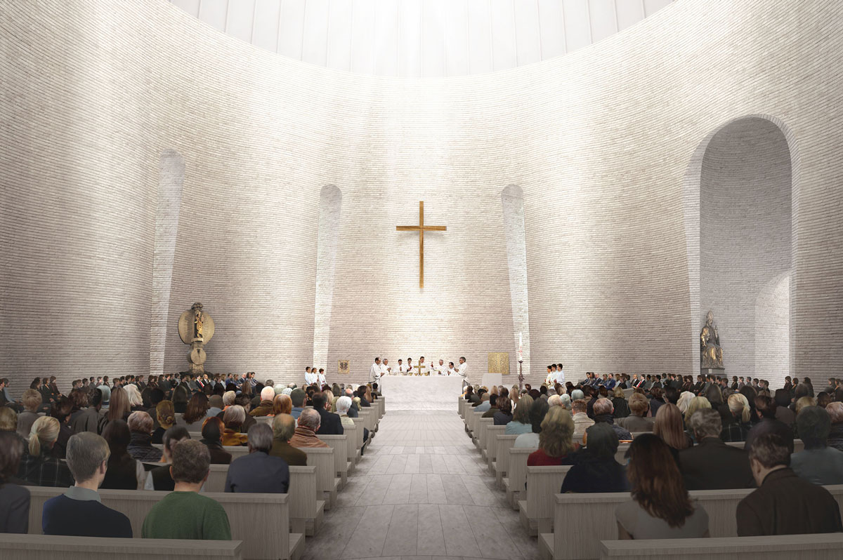 St. Hedwigs Kathedrale Berlin