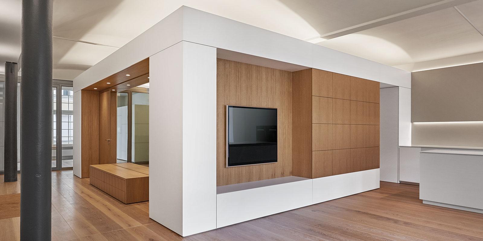 Loft Architektur loft g63 tru architekten