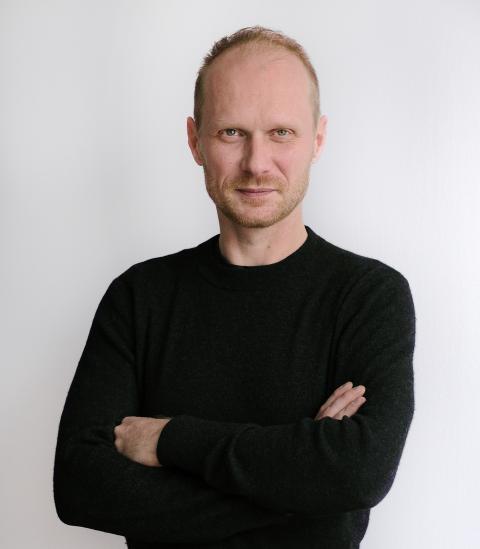 Portrait of Dennis Venohr