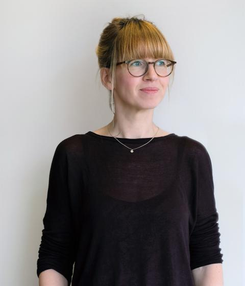 Portrait of Jana Jerie
