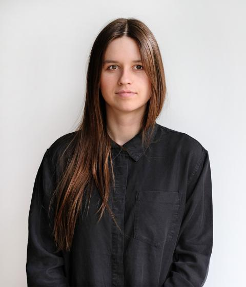 Portrait of Joanna Werra