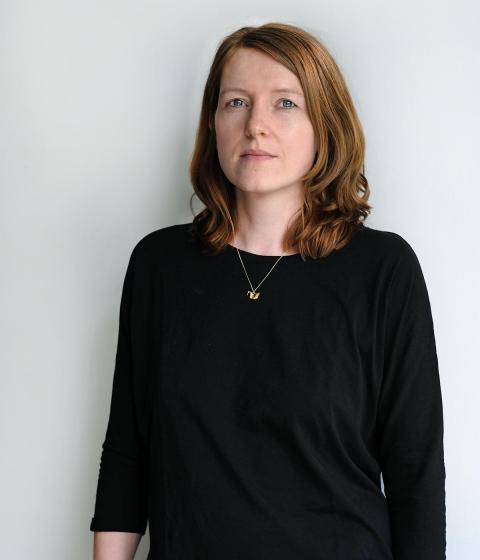 Portrait of Julia Kindellan