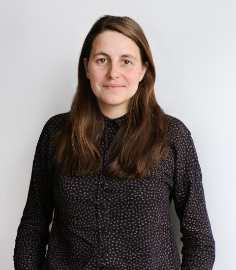 Portrait of Julia Tarsten