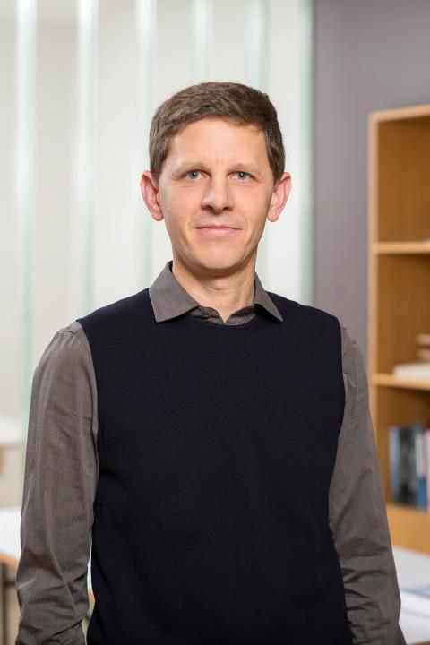 Portrait of Karsten Ruf