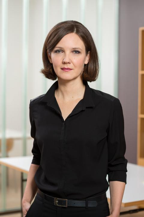 Portrait of Sandra Töpfer