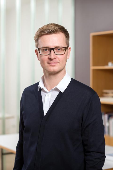 Portrait of Tim Bauerfeind