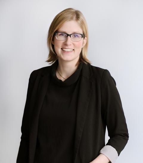 Portrait of Vera Hehemann